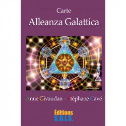 JEU DE CARTES ALLIANCE GALACTIQUE