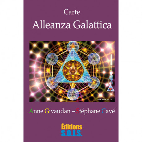 JEU DE CARTES ALLIANCE GALACTIQUE